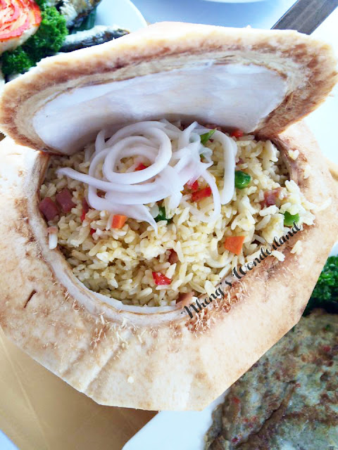Taaleña:Buko Rice