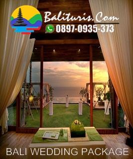 BALI WEDDING PACKAGE PAKET BULAN MADU BALI