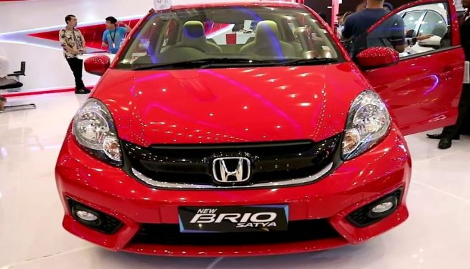 Penjualan Honda Brio Sukses Menduduki Peringkat Pertama