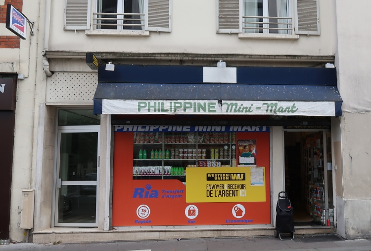 Philippine mini mart