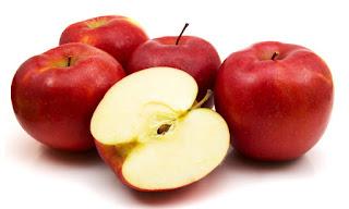 تفسير رؤية التفاح الاحمر في حلم الحامل