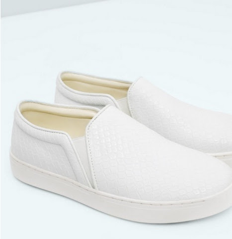 [Le Fab Picks] ; White Sneakers