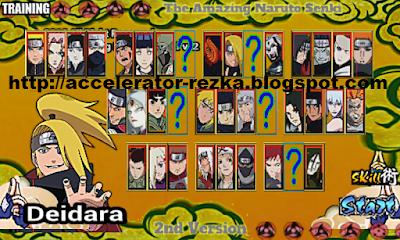 Naruto Senki Amazing 2.0 Dharma Apk