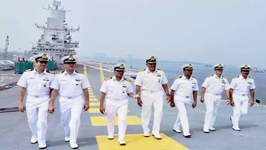 Indian Navy Tradesman Mate