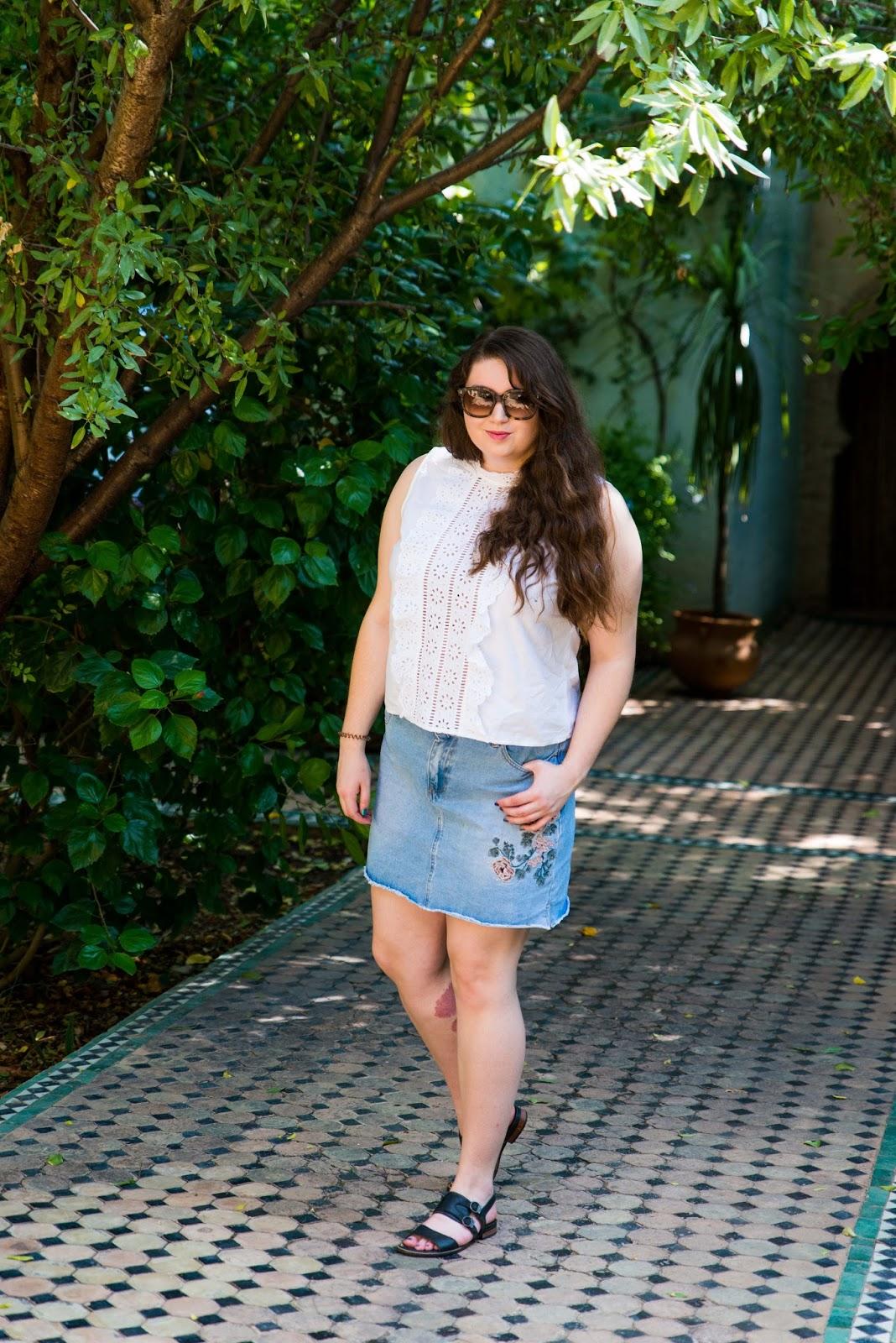 morocco fes fez ootd liquid grain liquidgrain blog blogger fashion