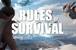 Cara main game Rules of survival