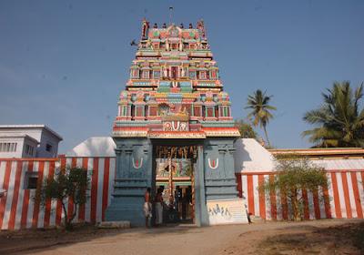 Andalukkum Aiyan Temple Adhanur Thanjavur