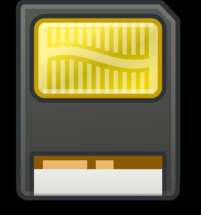 secure digital memory storage device