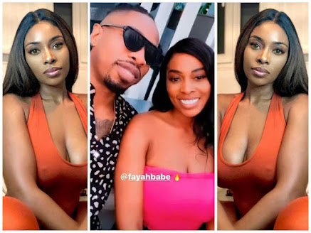 """""""My Sunshine, My Muse, And My One & Only"""" - BBNaija Ike Pens Lovely Note To Celebrate Girlfriend's Birthday"""