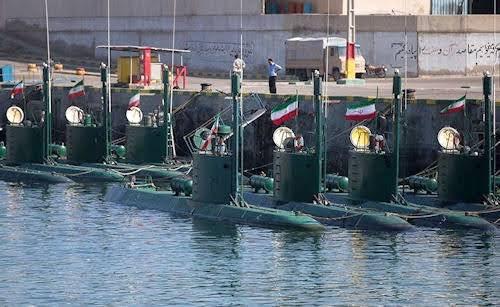 Submarinos enanos y compactos (IRAN)