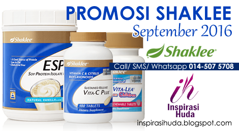 esp, vita c, vitalea children, promosi, shaklee, september 2016, inspirasihuda, supelemen, vitamin, produk,