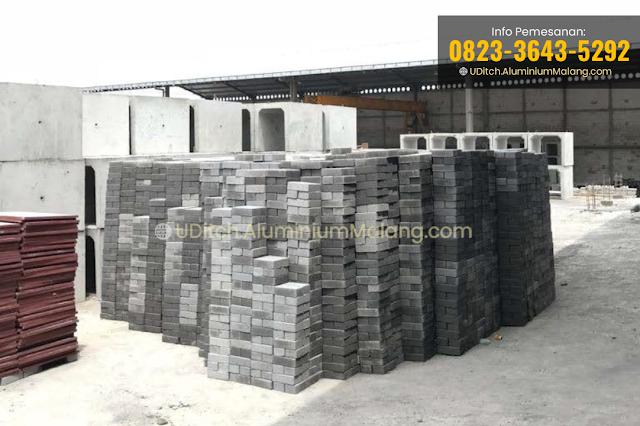 Jual Paving Block Warna Surabaya,Jual Paving Block Warna Malang,Pabrik U Ditch Kontruksi Malang,Pabrik Box Culvert KP Malang,Pabrik Beton Pracetak