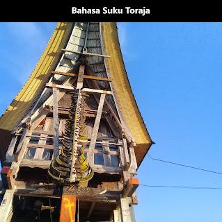 Bahasa Suku Toraja