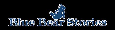 Blue Bear Stories Logo