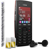Nokia X2-02 price in Pakistan phone full specification