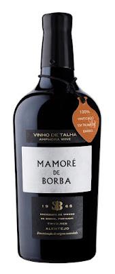 Mamoré de Borba Vinho de Talha Tinto 2018