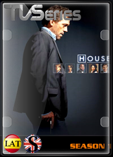 Dr. House (Temporada 1) HD 1080P LATINO/INGLES