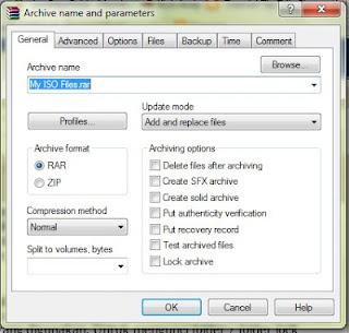 Tutorial Folder Lock Menggunakan Winrar