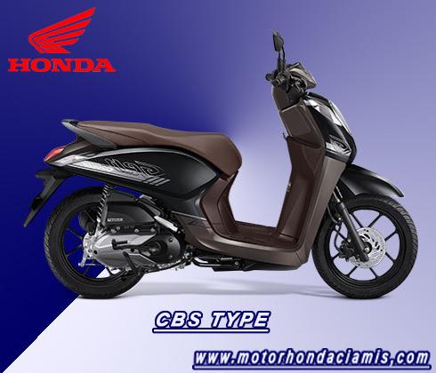 Brosur Kredit Motor Honda Genio Ciamis