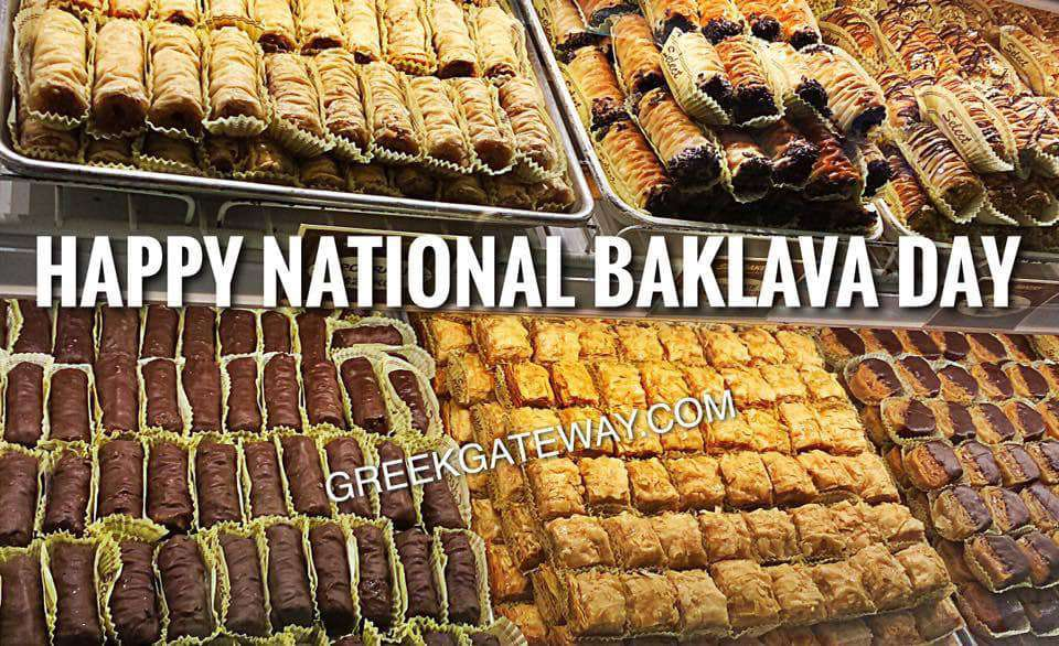 National Baklava Day Wishes for Instagram