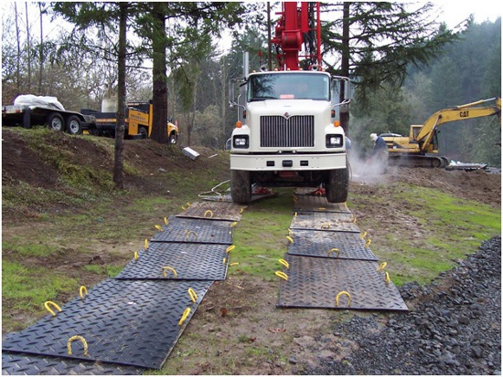 Why Do You Need Ground Protection Mats?