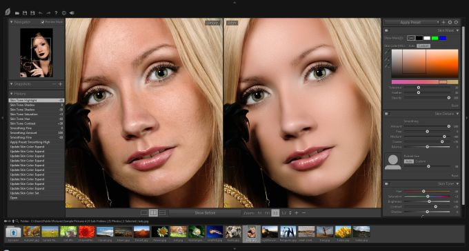 SkinFiner V4.1 Photoshop Plugin For Lifetime