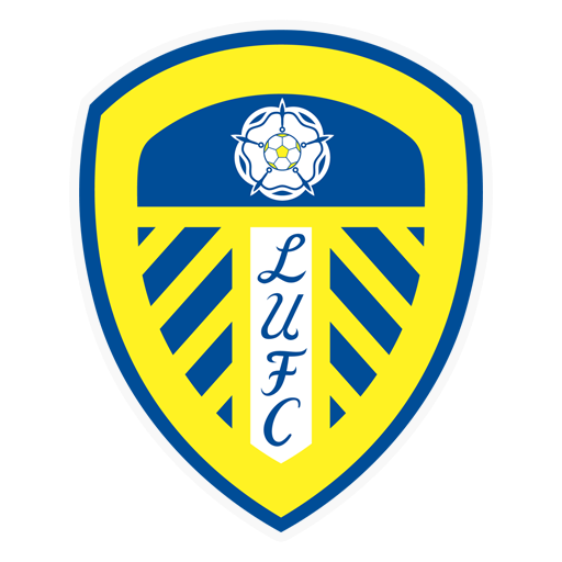 512x512 Leeds United Logo