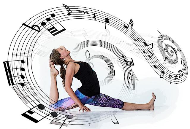 Sự liên kết giữa Yoga và âm nhạc