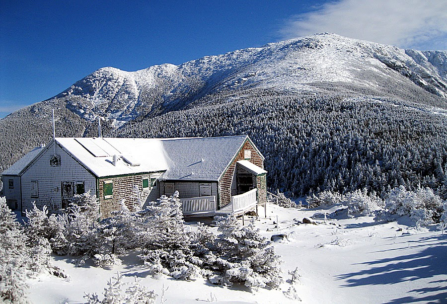hiking in the white mountains and adirondacks winter. Black Bedroom Furniture Sets. Home Design Ideas