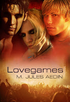 Review: Lovegames by M. Jules Aedin