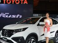 Toyota All New Rush 2018 Hadir Dengan Desain Modern dan Fitur Yang Lengkap
