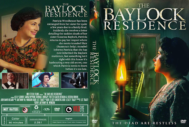 The Baylock Residence DVD Cover