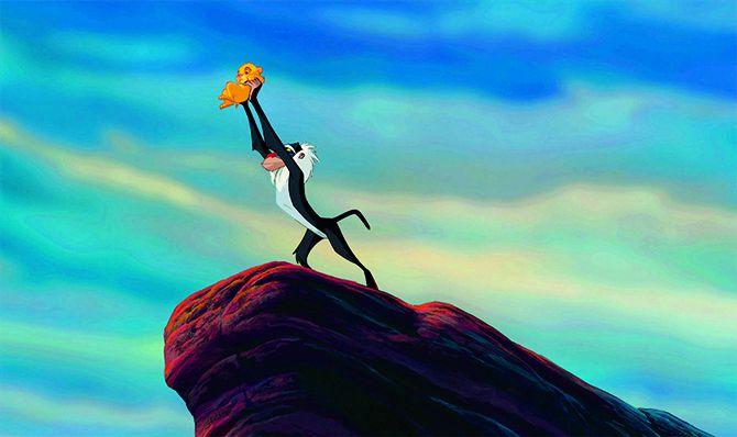 ¡Hakuna Matata! Disney hará El Rey León en versión de acción real