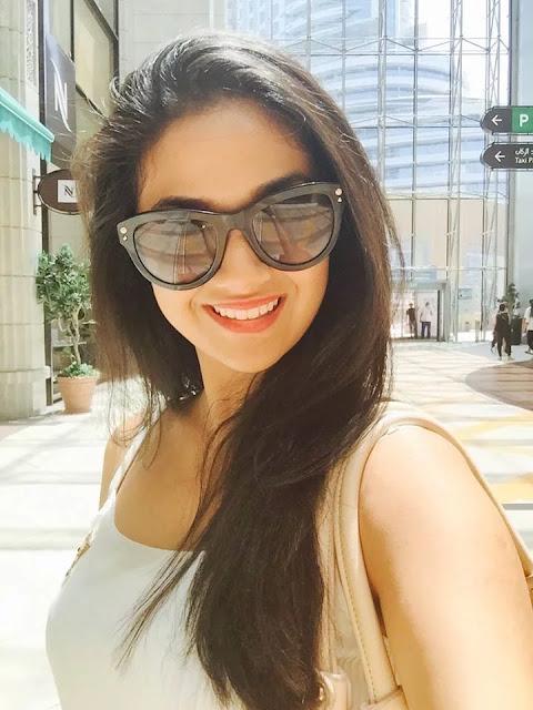 Beautiful Keerthi Suresh hot selfie flick