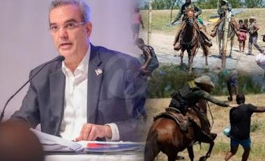 """""""Lo que está pasando en Texas nosotros lo pasamos a diario"""": Abinader sobre situación de haitianos ilegales"""