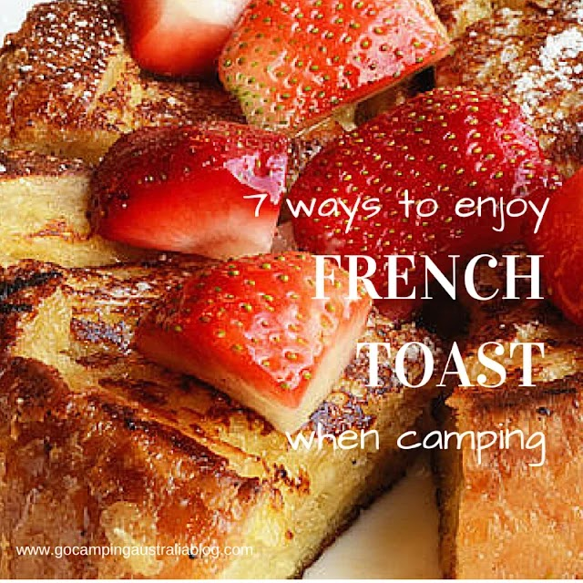 french toast recipes for camping