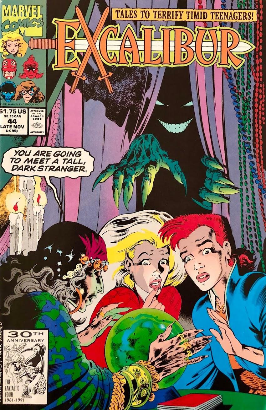 Excalibur #44 (1991)