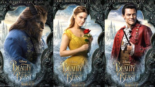 فيلم الجميلة والوحش