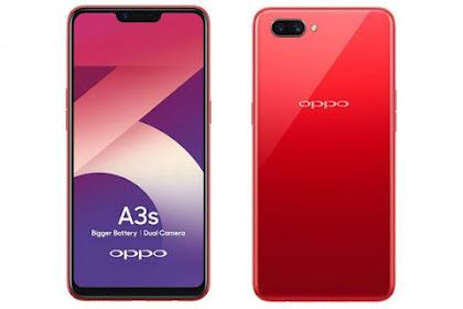 Spesifikasi dan Harga Oppo Terbaru 2019, Oppo A3S, HP Khusus Kaum Millenial
