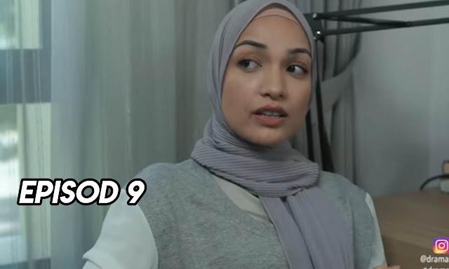 Drama Sabarlah Duhai Hati Episod 9 Full