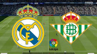 بث حي الان يلا شوت بث مباشر مشاهدة مباراة ريال مدريد وريال بيتيس اليوم اون لاين بدون تقطيع