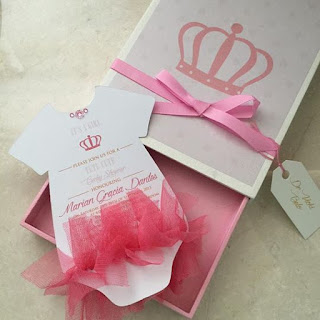 1Marian Rivera baby shower invitation card