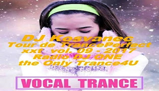 Feel trance with DJ Kosvanec
