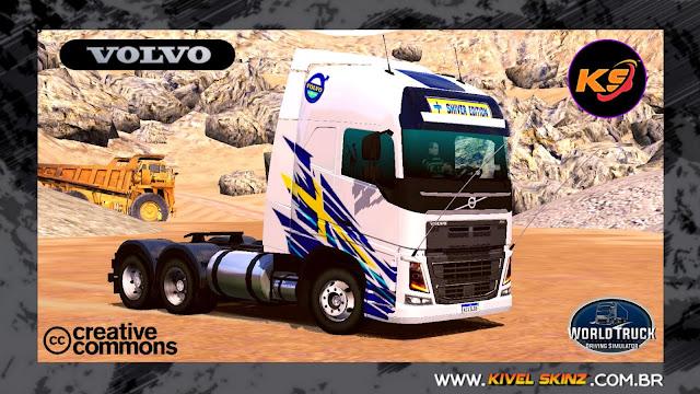 VOLVO FH16 750 - SHIVER EDITION