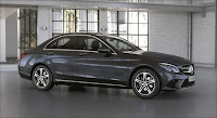 Đánh giá xe Mercedes C180 2021