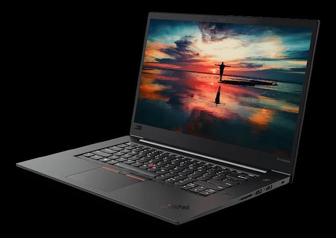 Laptop Lenovo Thinkpad X1 Extreme, Solusi Keperluan Bisnismu