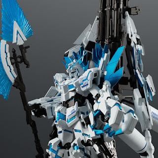 The Robot Spirits (Side MS) RX-0 Unicorn Gundam Perfectibility Divine