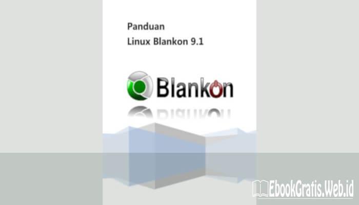 Ebook Buku Panduan Panduan Linux BlankOn 9.1