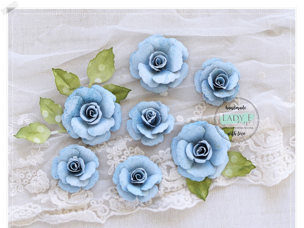 How to Make Paper Roses - Video Tutorial