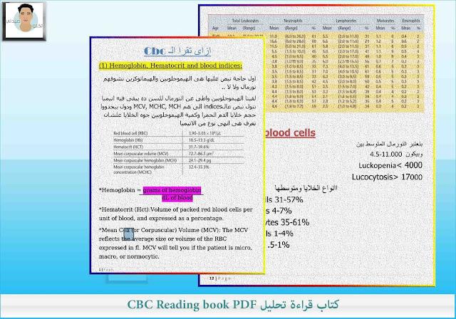 كتاب قراءة تحليل CBC Reading book PDF